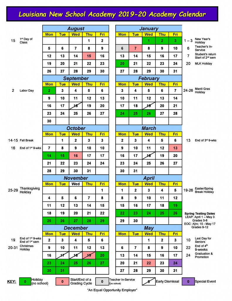 2019-20 Academic Calendar-page-0
